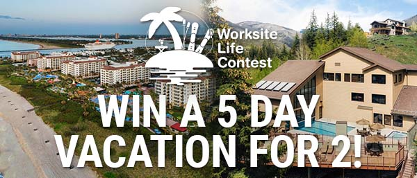Win a 5 Day Vacation for 2